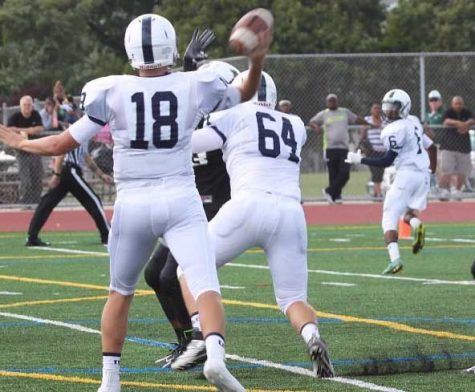 Featured Football Athlete: Chase Carbaugh