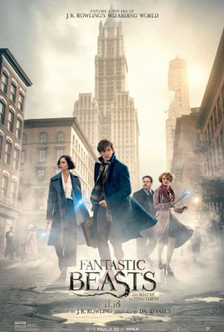 Movie Review: 'Fantastic Beasts and Where to Find Them'