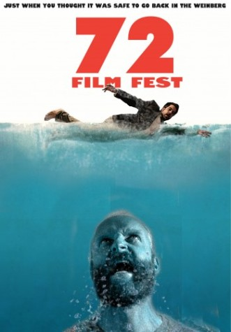 72 Hour Film Fest Annual poster for 2014.