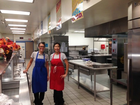 8-31 Cafeteria workers
