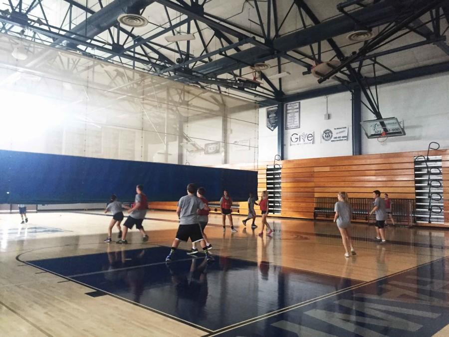 9-1 freshman gym