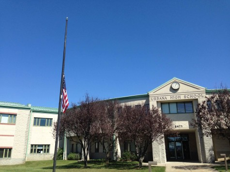 9-11 Half Staff Flag