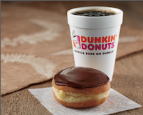 Dunkin DOnuts Food Policy