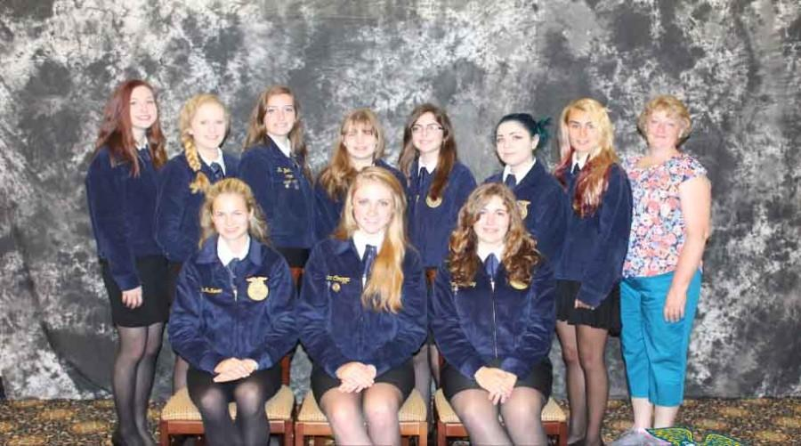 FFA Brings Home Win After State Competition
