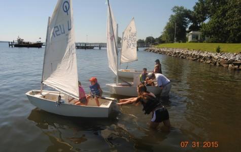 Senior Sailor Coaches Youth