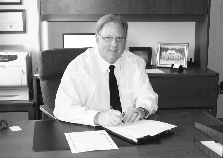 After forty-two years principal Jay Berno will be retiring on January 29th.