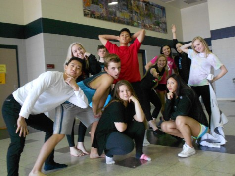 03-16 Dance Class