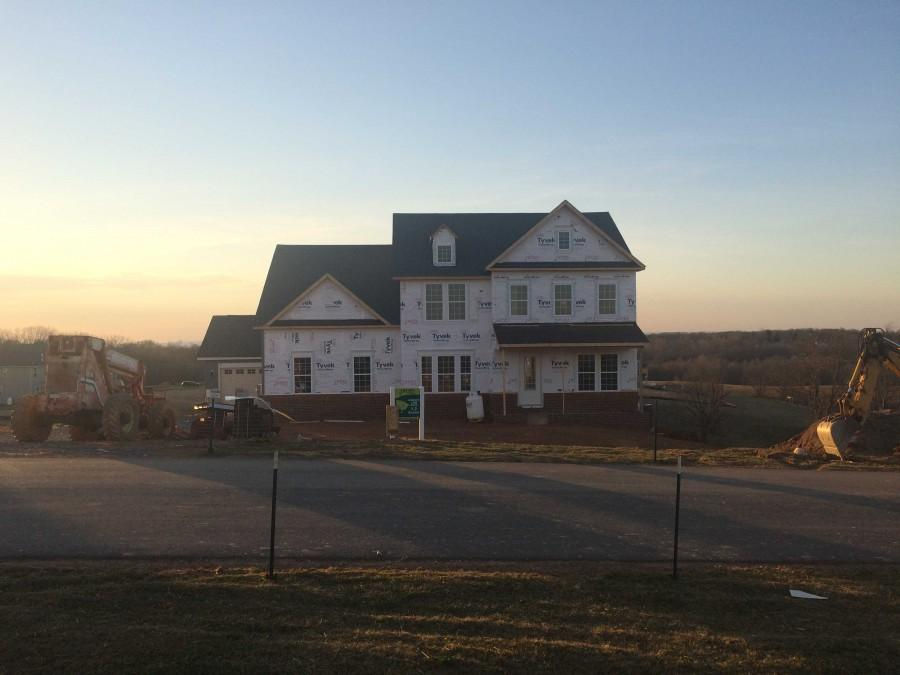 The construction of new homes in the Monrovia area leads to controversy between local residents.