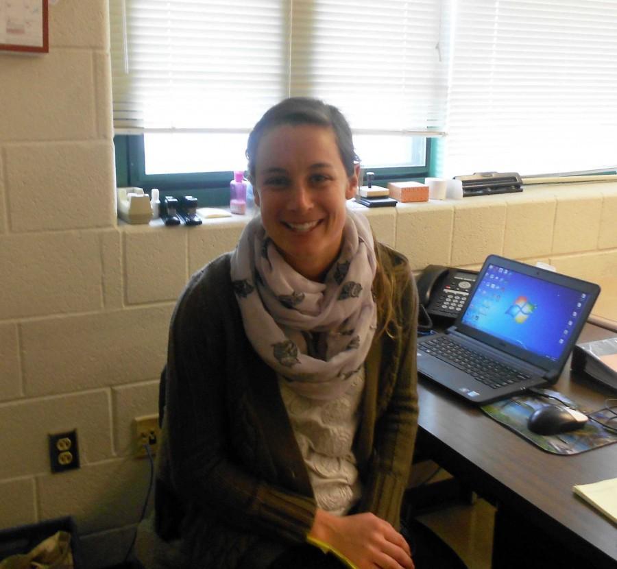Ann Eickelberg, New Urbana Girls Lacrosse Coach