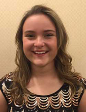 Urbana High School's Nominee for Student Member of the Board of Education is Madison Wagner.
