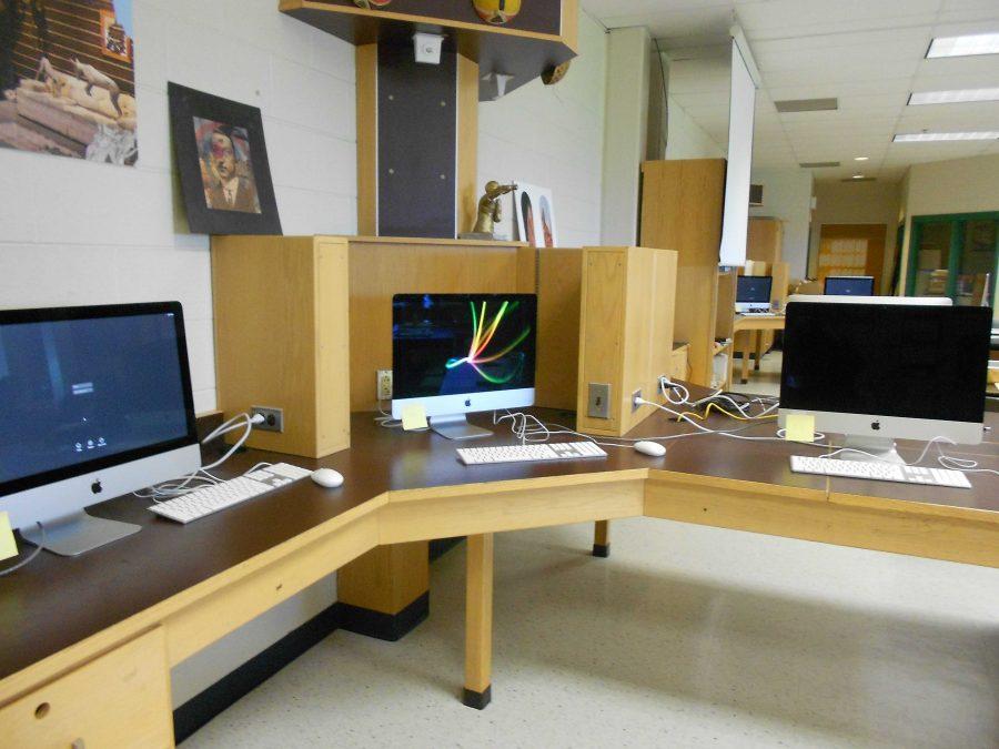 UHS Art Students Get Upgrade