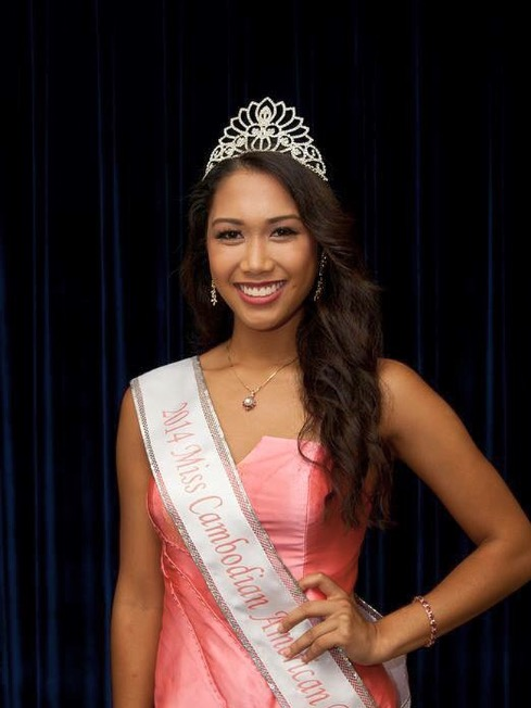 Senior Murielle Sokhon crowned Miss Cambodia DC