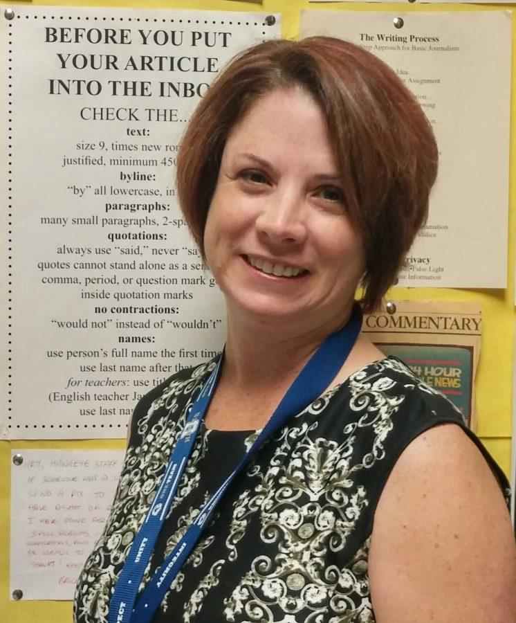 Braslow is excited to start as assistant principal of UHS.