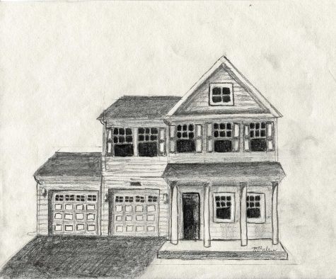 The classic single-family Urbana home are being constructed all over the community, along with other facilities.