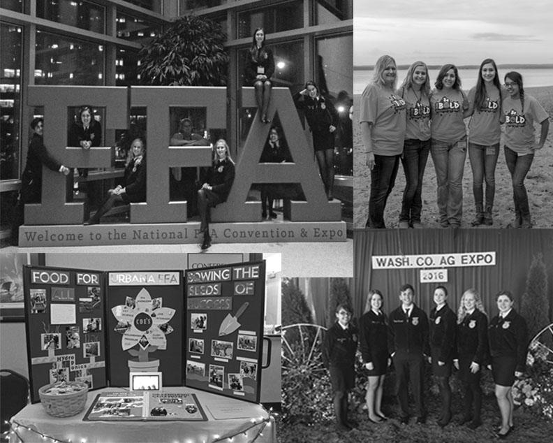 FFA Participates in National Convention