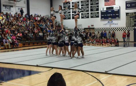 Cheerleading Competion