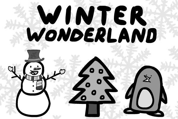 wintercartoon