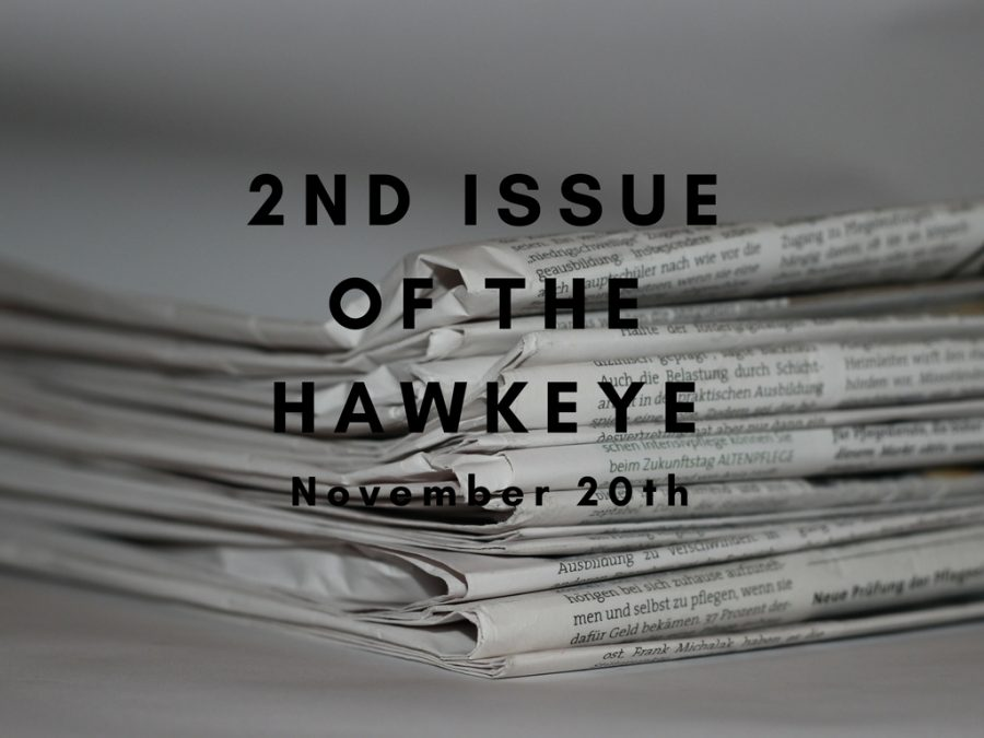 Second Issue Coming Soon