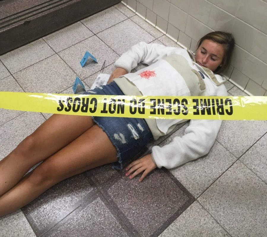 Forensic Science Class