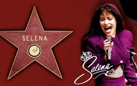 Selena: Her Star is Placed