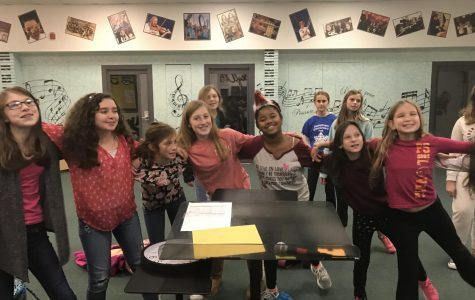 Winsor Knolls Middle School Choir