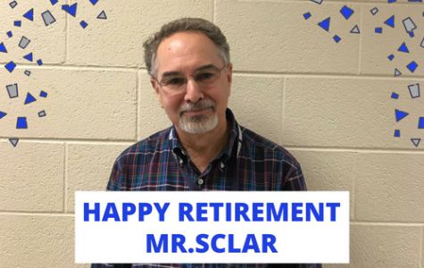 Mr. Sclar Says Goodbye as Retirement Draws Near