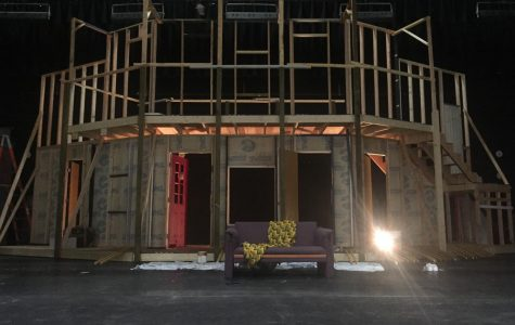 UHS Drama Department Prepares for Two Fall Productions