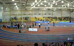 Urbana Girls Indoor Track Team Set to Compete at State Championships: Photo of the Day 2/19