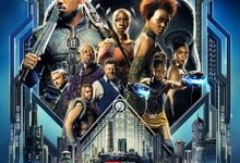 Urbana Regional Library will Play Black Panther tomorrow: Photo of the Day 2/22/19