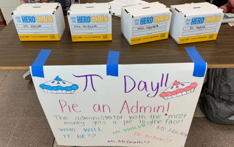 Urbana Students Celebrate Pi Day: Photo of the Day 3/14/19