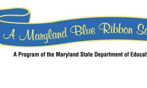 Urbana High School earns the Blue Ribbon Award