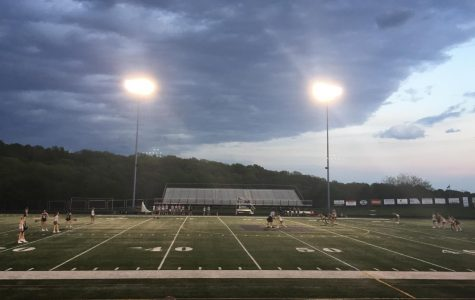 Photo of the Day 4/24/19: Urbana Girl's Lacrosse Faces Off Against Oakdale in Hard-Fought Game