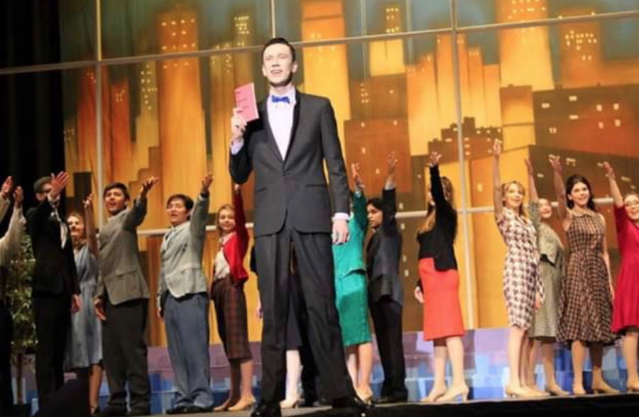 UHS Drama Presents 'How To Succeed in Business Without Really Trying'