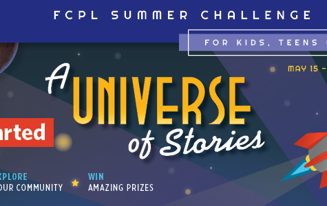 Frederick County Public Libraries Summer Reading Challenge: Photo of the Day 5/21/19