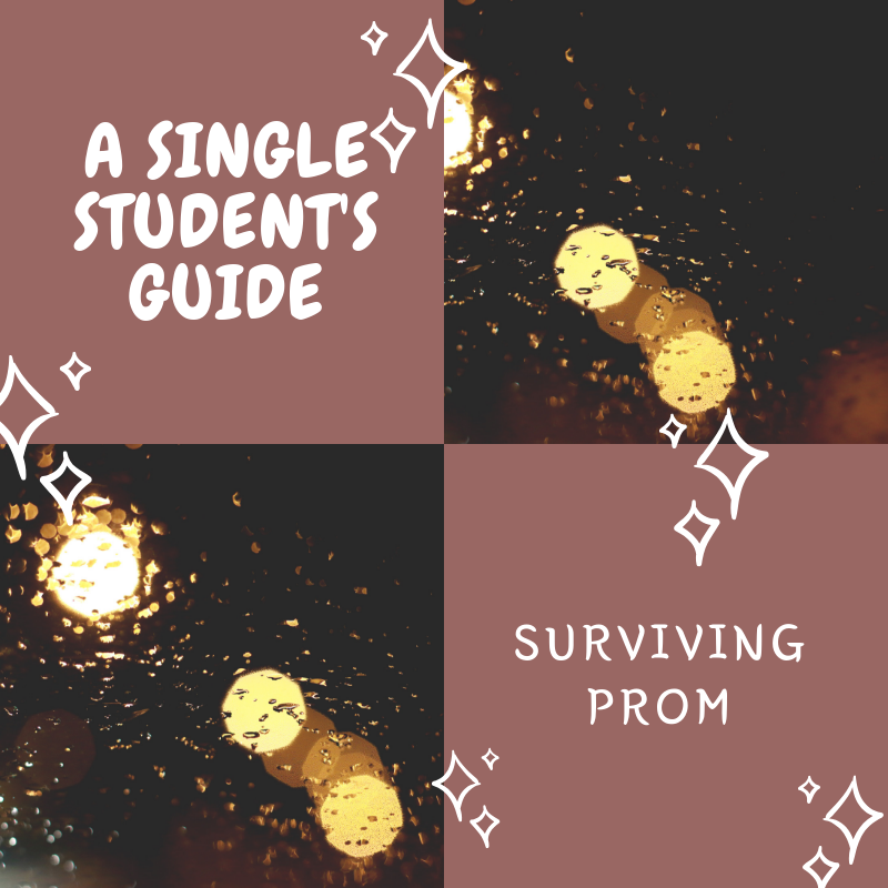 A Single Student's Guide to Surviving Prom