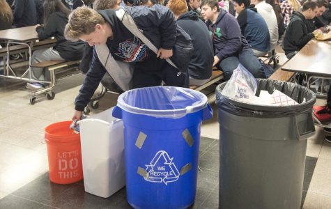 Urbana High School improves the environment with Composting Program