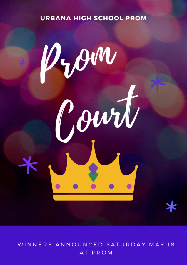 Photo of the Day 3/15-Prom Court Nominees Announced
