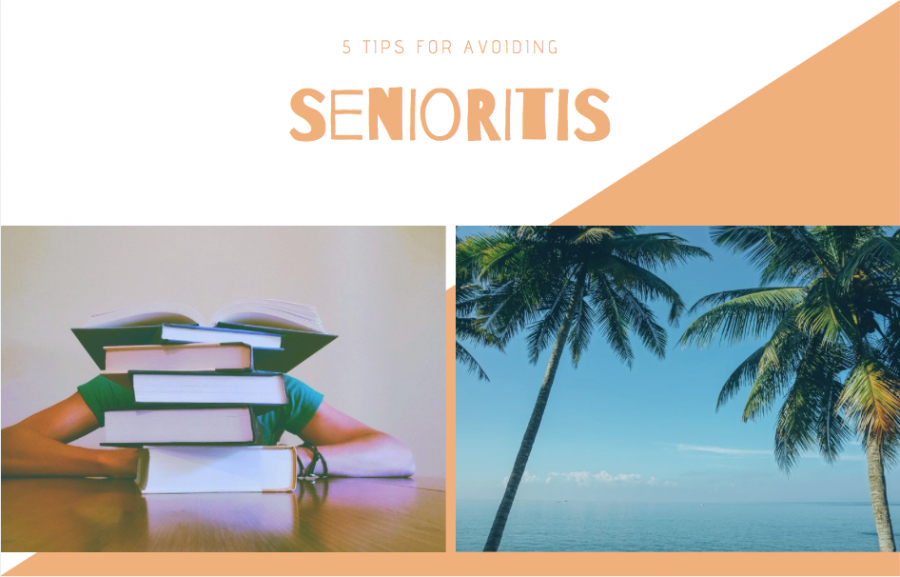 5 Ways to Avoid Senioritis