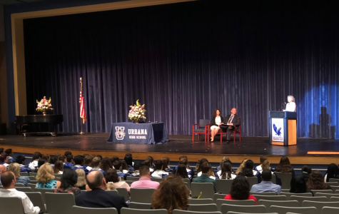UHS Honors Graduates with Salute to Seniors – Photo of the Day 5/28/19