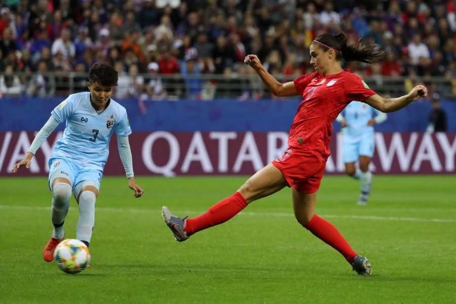 The United States Women's Soccer Team hopes to make history at the 2019 World Cup