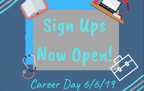 Career Day Sign Ups are Open! – Photo of the Day 6/3/19