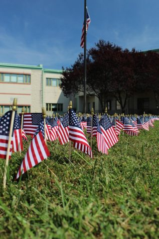 UHS memorializes Patriot Day: Photo of the Day 9/11/2019