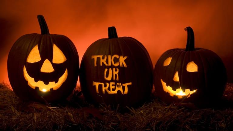 UHS Celebrates Halloween