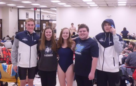 FCPS Swimming Counties Championship: Photo of the Day 2/10/2020