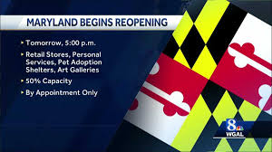 What will Maryland's reopening look like?: Photo of the Day 05/14/20
