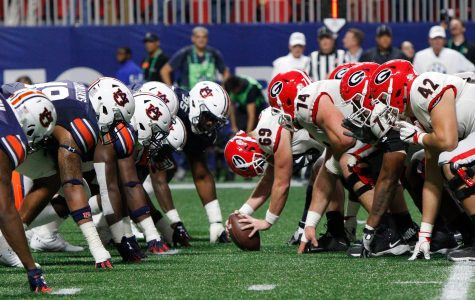 Auburn will play Georgia early in the SEC schedule