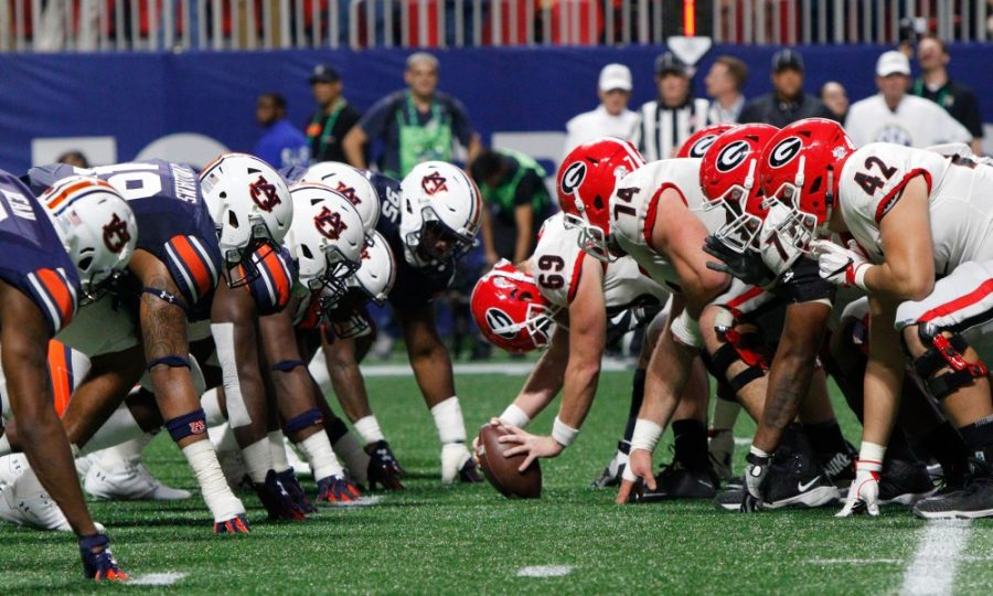 Auburn+will+play+Georgia+early+in+the+SEC+schedule