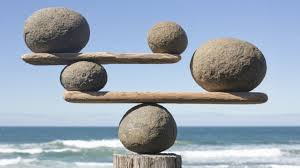 How to practice the art of balance