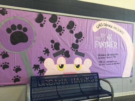 The Pink Panther Strikes Again, this time on the UHS Stage!