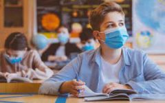 MASK UP! How students feel about masks and covid restrictions in school
